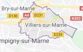 Loi Pinel zone a Villiers sur Marne 94350